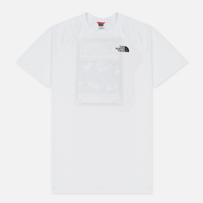 Мужская футболка The North Face SS North Faces TNF White/TNF Black