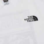 Мужская футболка The North Face SS North Faces TNF White/TNF Black фото- 2