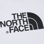 Мужская футболка The North Face SS Raglan Easy TNF White/TNF Black фото- 2