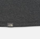 Мужская футболка The North Face TNF SS Medium Grey Heather фото- 4