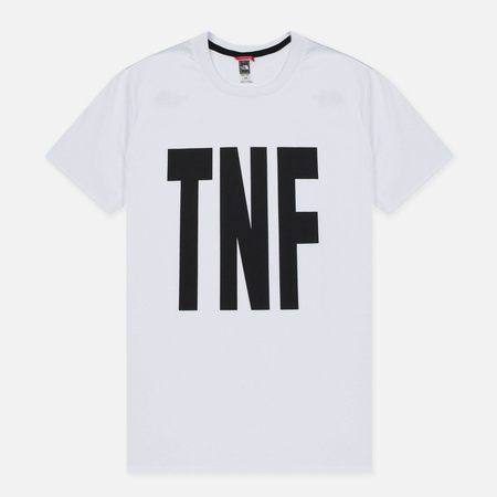 Мужская футболка The North Face TNF SS White