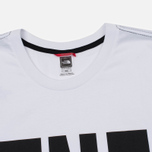 Мужская футболка The North Face TNF SS White фото- 1