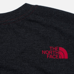 The North Face Week End Dark Men's T-Shirt Grey Heather photo- 3