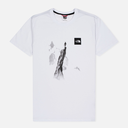 The North Face Week End Men's T-Shirt White