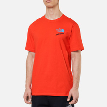 Мужская футболка The North Face Xtreme Fiery Red фото- 2