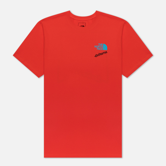 Мужская футболка The North Face Extreme Fiery Red