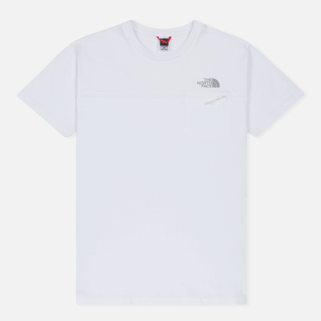 Мужская футболка The North Face Z-Pocket SS White