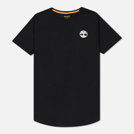 Мужская футболка Timberland Back Logo Black