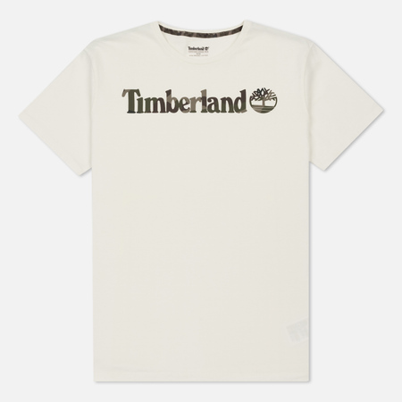 Мужская футболка Timberland Dunstan River Camo Picket Fence Linear