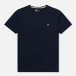 Мужская футболка Timberland Dunstan River Dark Sapphire фото- 0