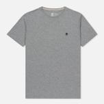 Мужская футболка Timberland Dunstan River Medium Grey Heather фото- 0