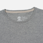 Мужская футболка Timberland Dunstan River Medium Grey Heather фото- 1