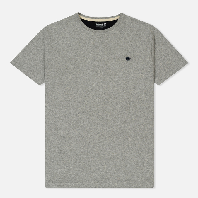Мужская футболка Timberland Dunstan River Medium Grey Heather