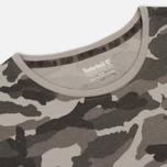 Мужская футболка Timberland Kennebec River Camo Gargoyle Print фото- 1