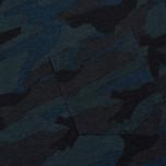 Мужская футболка Timberland Kennebec River Camo Orion Blue Print фото- 2