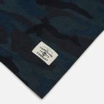 Мужская футболка Timberland Kennebec River Camo Orion Blue Print фото- 3