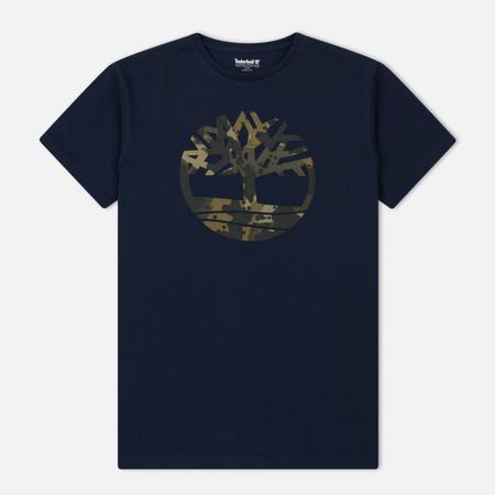 Мужская футболка Timberland Kennebec River Navy