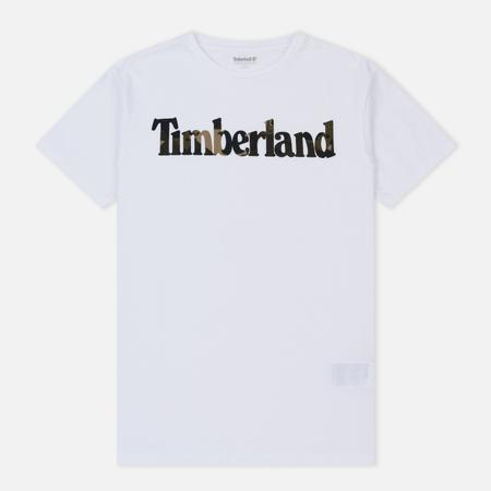Мужская футболка Timberland Kennebec River White