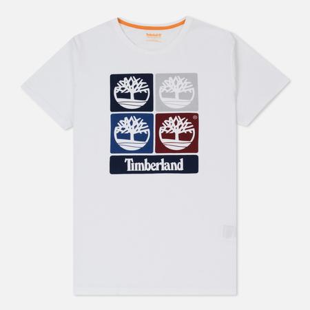 Мужская футболка Timberland Vintage Inspired Print White