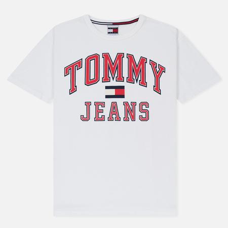 Мужская футболка Tommy Jeans 90's CN Bright White