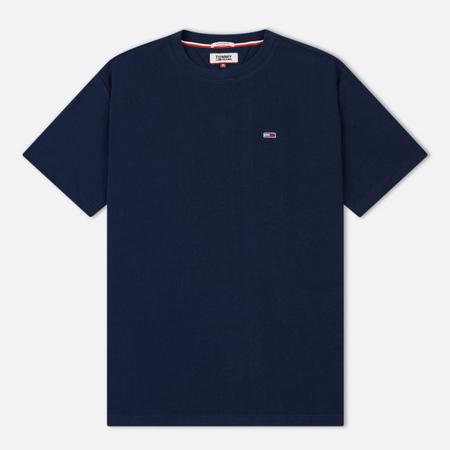Мужская футболка Tommy Jeans Back Graphic Black Iris