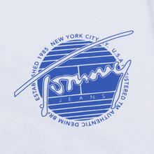 Мужская футболка Tommy Jeans Back Screenprinted Graphic Classic White фото- 2
