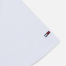 Мужская футболка Tommy Jeans Back Screenprinted Graphic Classic White фото- 3