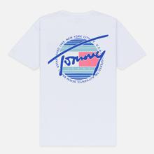 Мужская футболка Tommy Jeans Back Screenprinted Graphic Classic White фото- 4