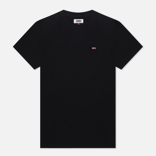 Мужская футболка Tommy Jeans Classic Fit Tommy Classics Black