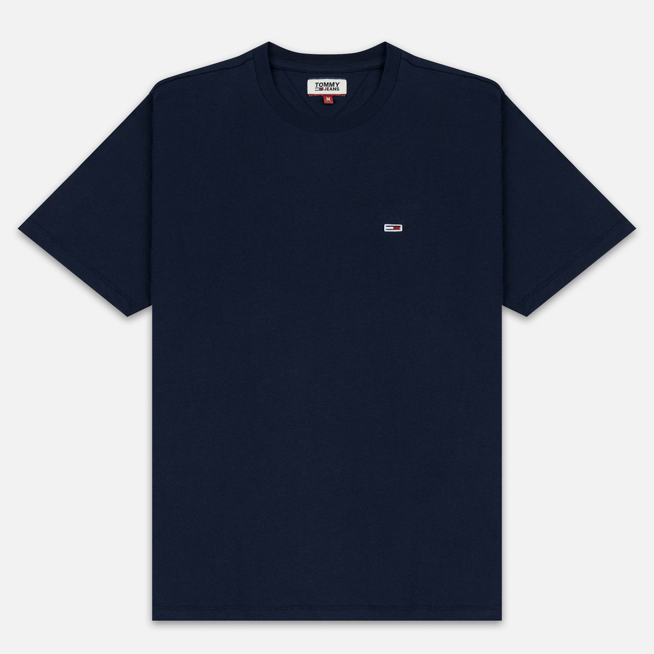 Мужская футболка Tommy Jeans Classic Fit Tommy Classics Black Iris