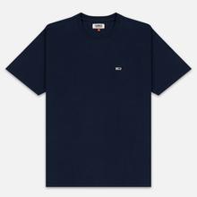 Мужская футболка Tommy Jeans Classic Fit Tommy Classics Black Iris фото- 0