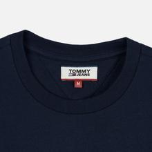 Мужская футболка Tommy Jeans Classic Fit Tommy Classics Black Iris фото- 1