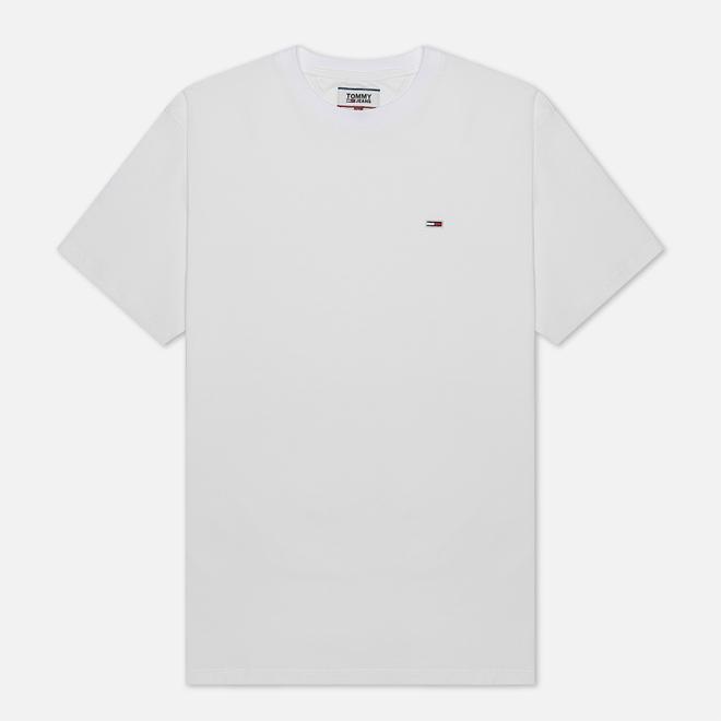 Мужская футболка Tommy Jeans Classic Fit Tommy Classics Classic White