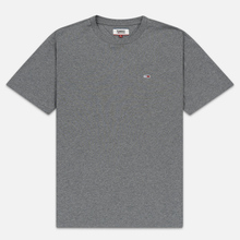 Мужская футболка Tommy Jeans Classic Fit Tommy Classics Dark Grey Heather фото- 0