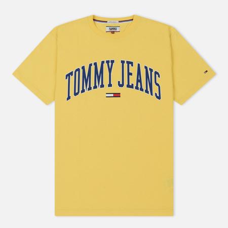Мужская футболка Tommy Jeans Collegiate Aspen Gold