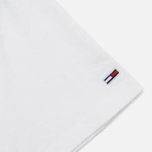 Мужская футболка Tommy Jeans Mountain Logo Back Graphic Classic White фото- 3