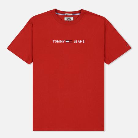Мужская футболка Tommy Jeans Small Text Samba