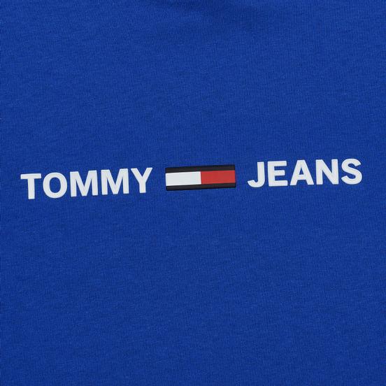 Мужская футболка Tommy Jeans Straight Small Logo Regular Fit Surf The Web