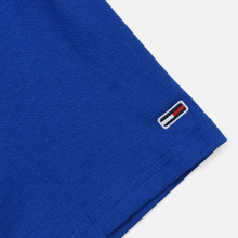 Мужская футболка Tommy Jeans Straight Small Logo Regular Fit Surf The Web фото- 3