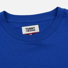 Мужская футболка Tommy Jeans Straight Small Logo Regular Fit Surf The Web фото- 1