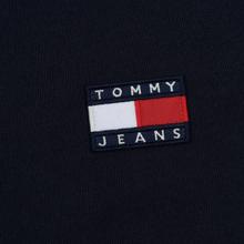 Мужская футболка Tommy Jeans Tommy Badge Black Iris фото- 2