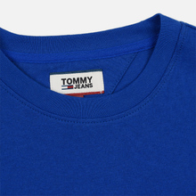 Мужская футболка Tommy Jeans Tommy Badge Surf The Web фото- 1