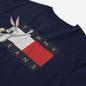 Мужская футболка Tommy Jeans x Looney Tunes Dark Ink фото - 2