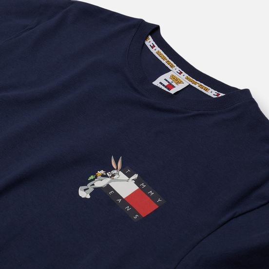 Мужская футболка Tommy Jeans x Looney Tunes Dark Ink