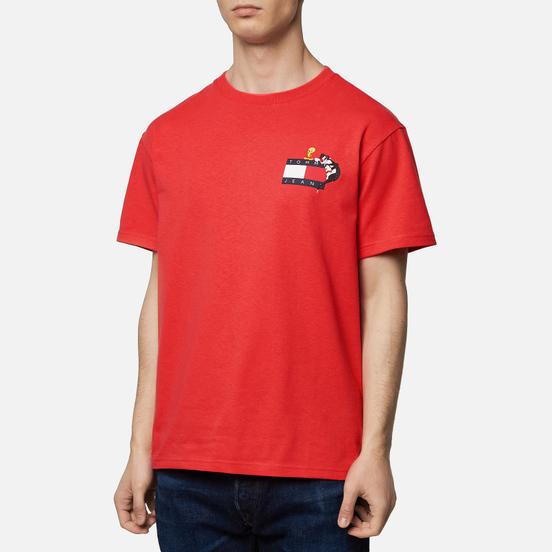 Мужская футболка Tommy Jeans x Looney Tunes Sunset Rose