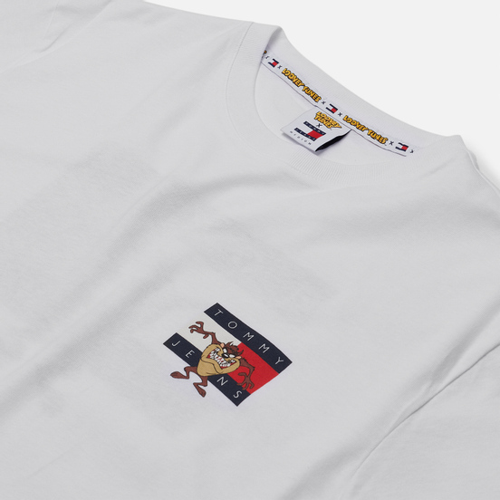 Мужская футболка Tommy Jeans x Looney Tunes White