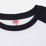 Мужская футболка TSPTR Go Pre 3/4 Raglan Navy/White фото- 1