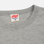 Мужская футболка TSPTR Go Pre Grey Marl фото- 1
