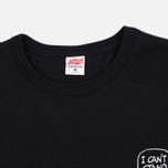 Мужская футболка TSPTR I Can't Stand It Black фото- 1