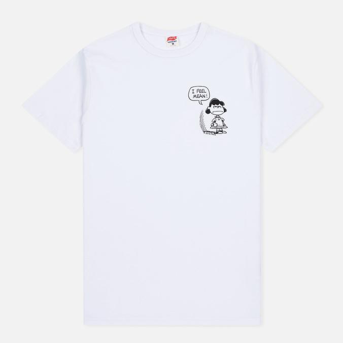 Мужская футболка TSPTR I Feel Mean White